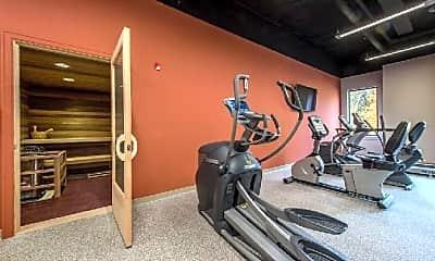 Fitness Weight Room, 70 Beharrell St, 2