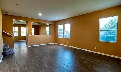 Living Room, 4592 Enrico Way, 1