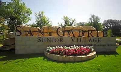 San Gabriel Village, 0