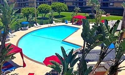 Pool, Coronado Palms, 1