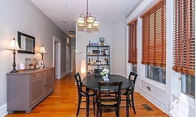 Dining Room, 644 W Briar Pl, 1