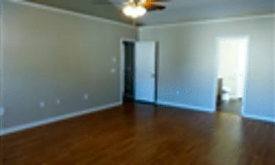 Living Room, 5005 Blair Road, 2