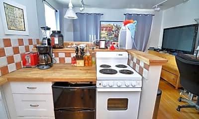 Kitchen, 3 St Charles St, 0