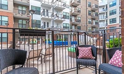 1505 Demonbreun Apartments, 2
