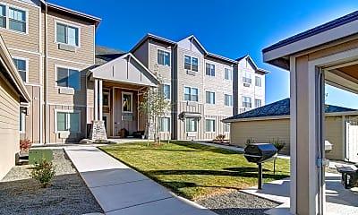 Recreation Area, Prairie Vista Apartments, 1