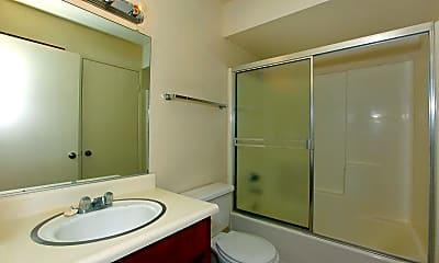 Bathroom, Bear Creek Park & Creekside Apartments, 2