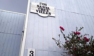 Santa Cruz Villas, 1