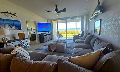 Living Room, 2900 Gulf Blvd 102, 1
