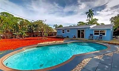 Pool, 2281 SW 15th St, 0