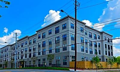 Building, The Leonard, 0