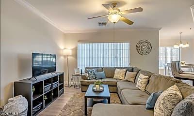 Living Room, 9450 E Becker Ln 1040, 0