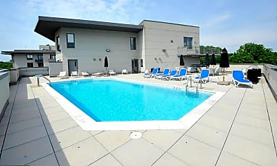 Pool, 3883 Connecticut Ave NW 506, 2