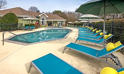 Pool, The Madison, 1