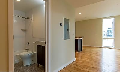 Bathroom, 1317 Frankford Ave C, 1