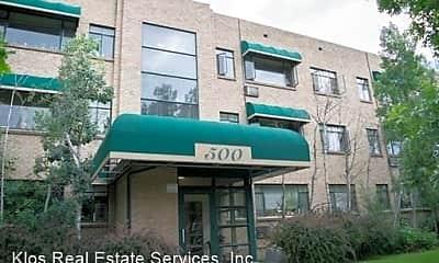 Building, 500 Logan St, 1