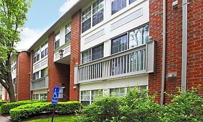 Building, Montgomery Club, 1