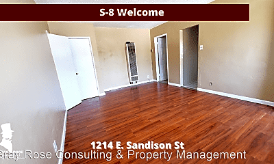 Bedroom, 1214 E Sandison St, 2