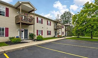 Building, Seneca Pointe Senior Apartments, 0