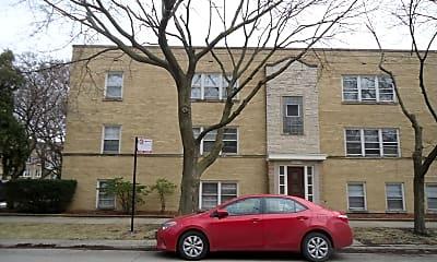 Building, 7025 N Washtenaw Ave, 0