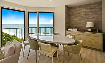 Patio / Deck, 4051 Gulf Shore Blvd N PH105, 1