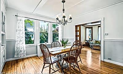 Dining Room, 31-33 Washington St, 1