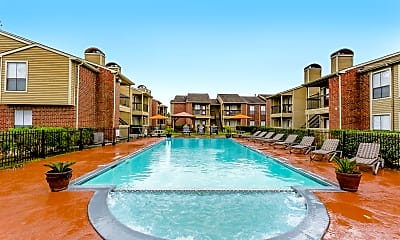 Pool, Foxwood, 2