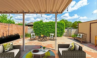 Patio / Deck, 6035 N 31st Ave, 0