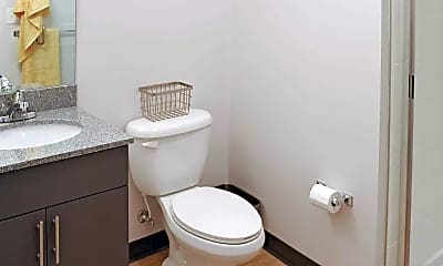 Bathroom, Uncommon Athens, 2
