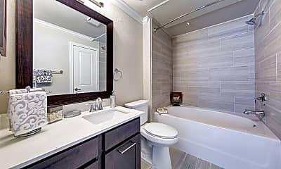 Bathroom, Marquis on Memorial, 0