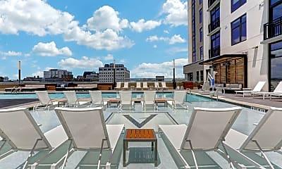 Pool, 2100 Hayes St, 2