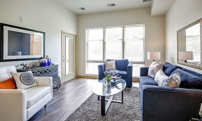 Living Room, The 2100, 1