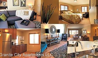 Granite City Apartments LLC 3415 65th Ave N, 0