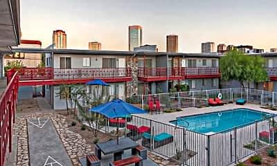 Pool, Aura at Midtown, 0