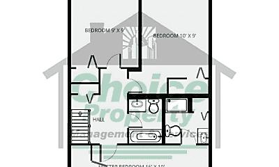 Building, 293 Sedgemoor Square, 2