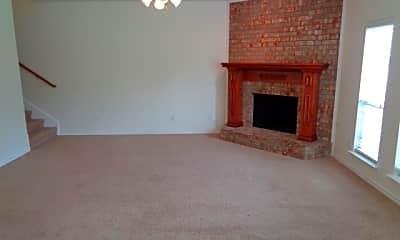 Living Room, 1875 Avonlea Drive, 1
