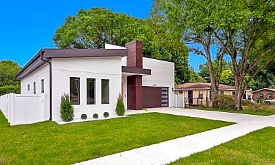Building, 4510 N Eddy Dr, 1