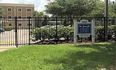 St Joseph Garden Courts, 1