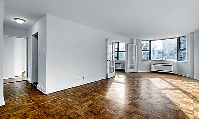 Living Room, 400 E 71st St, 1