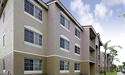 Building, Doral Terrace, 1