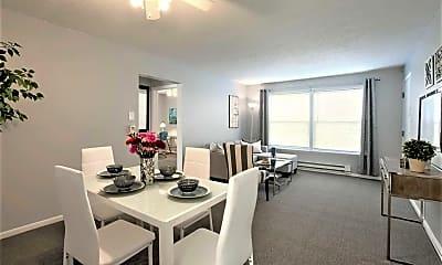 Dining Room, Marina Del Rey, 1