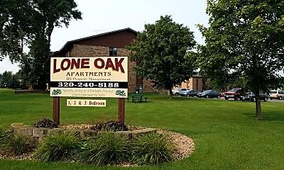 Lone Oak Apartments, 1