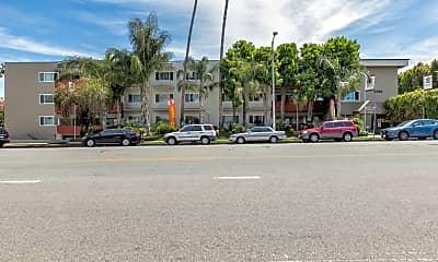 Building, White Oak Terrace Apartments, 2