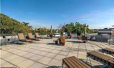 Patio / Deck, 2500 Q St NW 306, 2