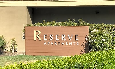 The Reserve Apartment, 1