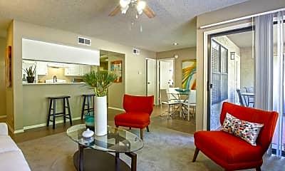 Living Room, Rancho Ladera, 1