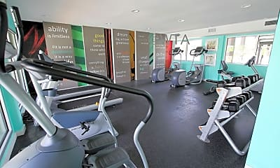 Fitness Weight Room, 614 S 1St St, 1