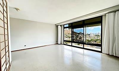 Living Room, 1519 Nuuanu Ave, 1