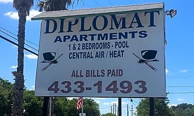 Diplomat, 1