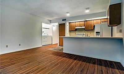 Living Room, 4100 N Drexel Blvd Unit D, 1