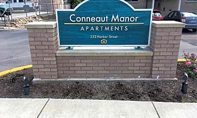 Conneaut Manor Apartments, 1